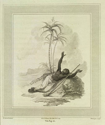 Enslaved Art Print by British Library