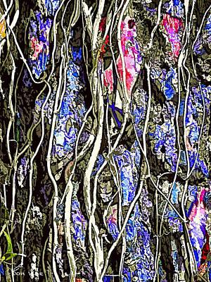 Entangle Art Print