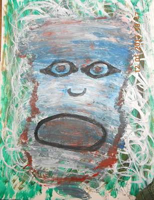 Alfredo Llana Painting - Entangled by Alfredo Llana