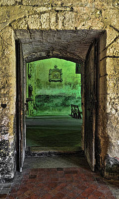 Photograph - Enter Into St Emilion by Wes and Dotty Weber