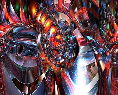 Bookmarks Digital Art - Enter Relhom Fx  by G Adam Orosco