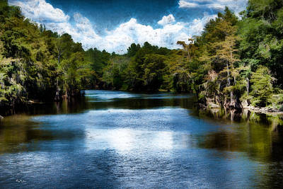 Louisiana - Bayou - Enter The Swamp Art Print