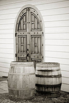Photograph - Enter The Winery by Marilyn Hunt