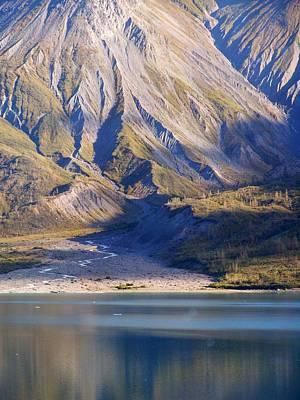 Lucille Ball - Entering Glacier Bay Alaska by Annika Farmer