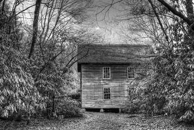 Photograph - Entering Mingus Mill by Carol Montoya