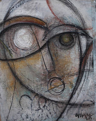 Painting - Entitled No. 5 by Laurie Maves ART