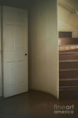 Photograph - Entrance Hallway With Stairs by Sandra Cunningham