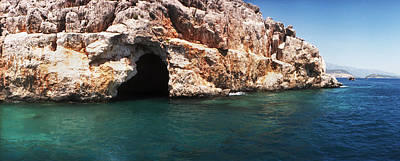 Entrance Of The Pirates Cave Print by Panoramic Images