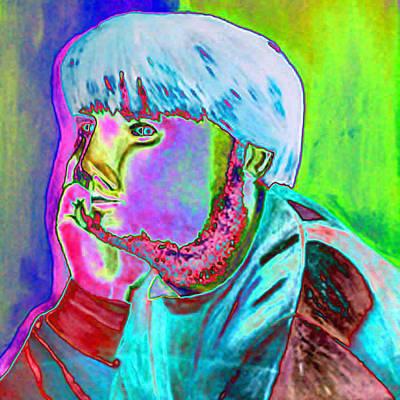 Digital Art - Entropy by Philip Brent