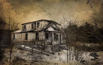 Photograph - Entropy by Robin-Lee Vieira