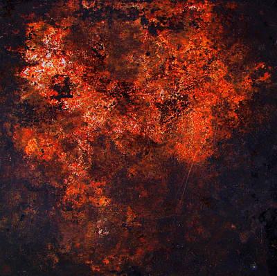 Digital Art - Entropy Rust  by Stephanie Grant
