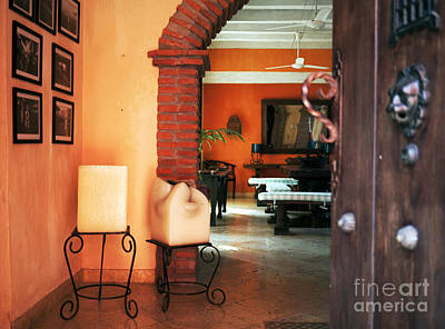 Photograph - Entry In Cartagena by John Rizzuto