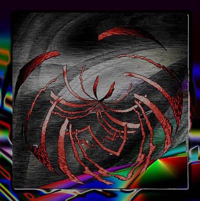 Digital Art - Enveloped 10 by Tim Allen