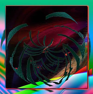 Digital Art - Enveloped 4 by Tim Allen