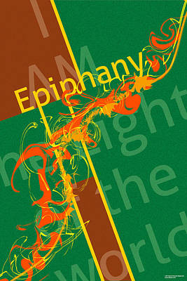 Epiphany Light Art Print
