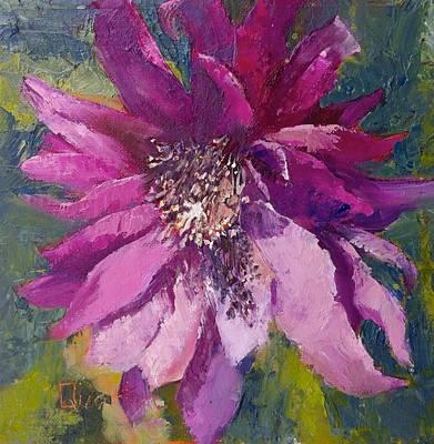 Epiphyllum Original by Lori Quarton