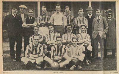 Sports Illustrated Photograph - Epsom Town Football Club by British Library