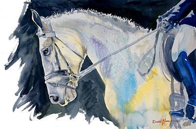 Painting - Da191 Equestria By Daniel Adams by Daniel Adams