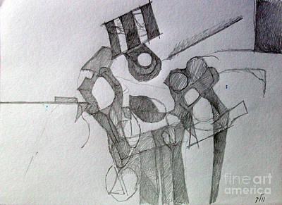 Tiferes 1 Original by David Baruch Wolk