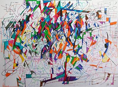 Tiferes 2 Original by David Baruch Wolk