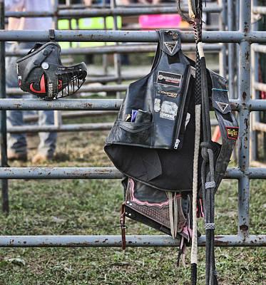 Photograph - Equipment by Denise Romano
