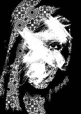 Digital Art - Erased by PandaGunda