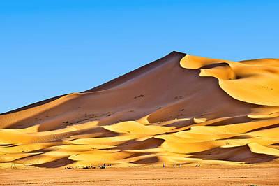 Photograph - Erg Chebbi Dunes by Tomasz Dziubinski