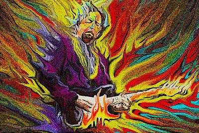 Eric Clapton Original by GR Cotler