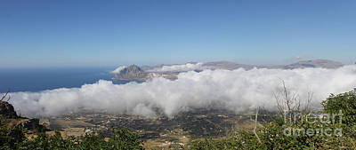 Erice Photograph - Erice by Adrienne Franklin
