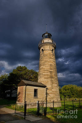 Photograph - Erie Pa Lighthouse by David Arment