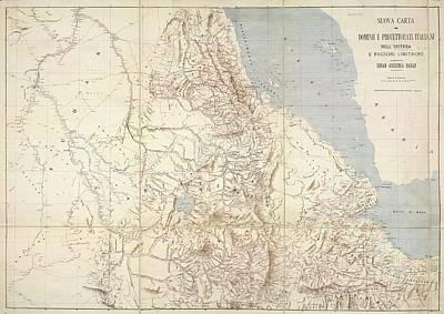 Eritrea Art Print by British Library