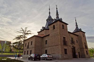 Photograph - Ermita De La Virgen Del Puerto by Pablo Lopez