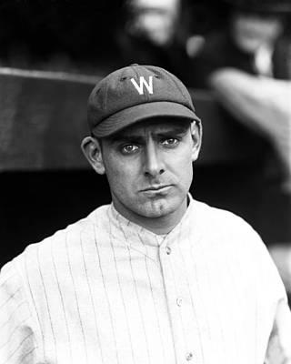 Red Sox Photograph - Ernest L. Tex Vache by Retro Images Archive