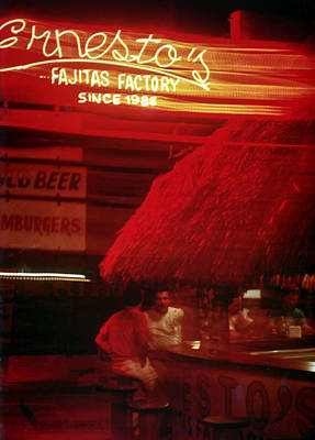 Photograph - Ernesto's by Stephen Anderson