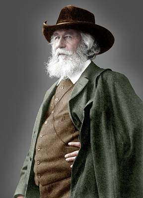 Scientist Photograph - Ernst Haeckel by Library Of Congress
