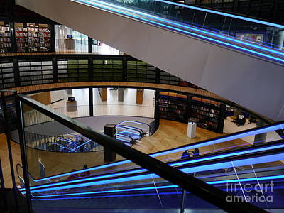Escalators And Galleries Original