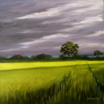 Painting - Escape by Jo Appleby