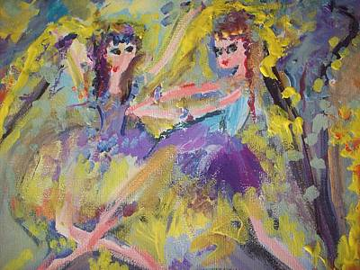 Ability Painting - Escape To The Country by Judith Desrosiers