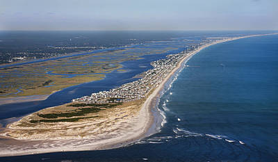Flying Photograph - Escape To Topsail Island by Betsy Knapp