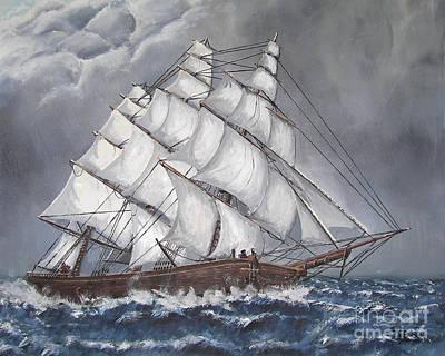 Escaping The Storm Original by Deborah Strategier
