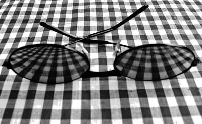 Esher Photograph - Escher Drops His Glasses By Darryl Kravitz by Darryl  Kravitz