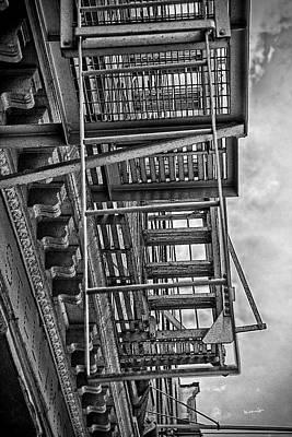 Escher Photograph - Escher Escape by Madeline Ellis
