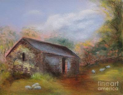 Painting - Eskdale Farm by Kathy Lynn Goldbach