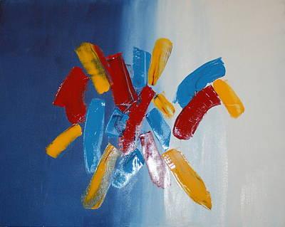 Painting - Espatula by Sandra Conceicao