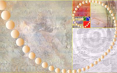 Painting - Espiral Phi by Ramon Rivas - Rivismo
