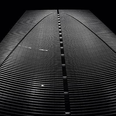 Architecturelovers Photograph - Espirito Santo Plaza - Miami by Joel Lopez