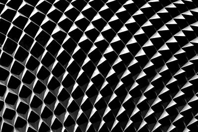 Shape Photograph - Esplanade by Hans-wolfgang Hawerkamp