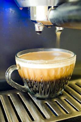 Espresso Painting - Espresso by Bruce Nutting