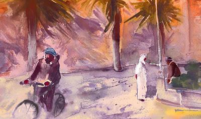Painting - Essaouira Town 04 by Miki De Goodaboom