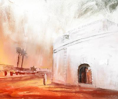 Painting - Essaouira Town by Miki De Goodaboom